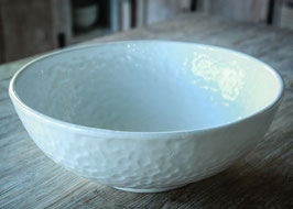 HAMMERED LARGE BOWL CM. 40