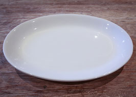 OVAL COUPE PLATTER  CM. 49,5