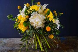 Bouquet sui toni del giallo