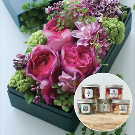 COMBO Flower box + caramelle media