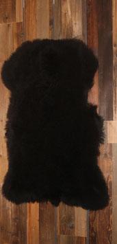 Lammfell- schwarz