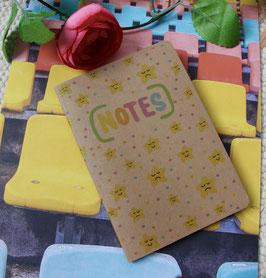 MIDYOUTH CRISIS blank cardboard notebook