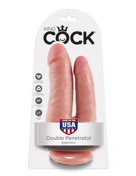 King Cock® Double Penetrator