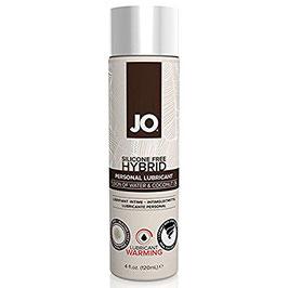 Jo® Silicone Free Hybrid Personal Lubricant Warming
