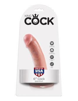 "6"" King Cock®"