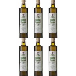 Sparset 6x750ml Flaschen Premium Olivenöl Extra Nativ Kloster Agia Triada-Kreta