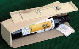 BIOLEA Olivenöl 500ml Flasche mit Geschenkbox- Extra Nativ steingemahlen und kaltgepresst, Kolymbari-Kreta
