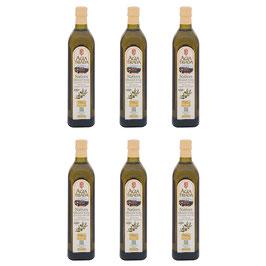 Sparset 6x750ml Flaschen Olivenöl Extra Nativ Kloster Agia Triada-Kreta