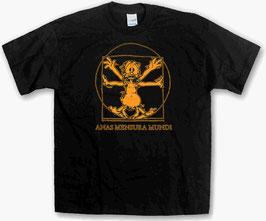 """T-shirt """"Anas Mensura Mundi"""""""