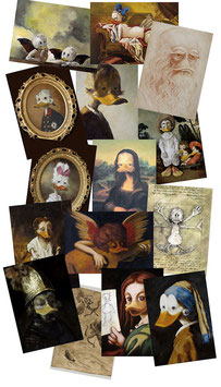 "Set 2/ ""Old masters"""