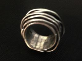 Ring »Silberfessel«