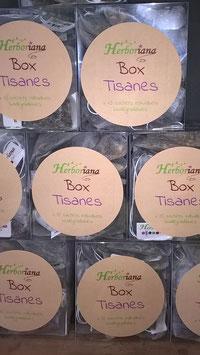 Herboriana Box tisanes