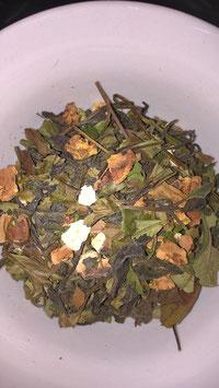 Thé blanc d'hiver
