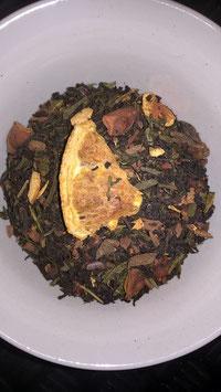 Thé noir d'hiver