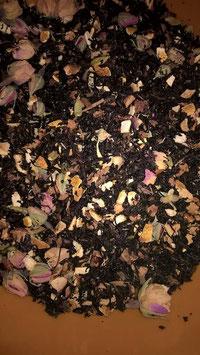 Thé noir Hiver Rose