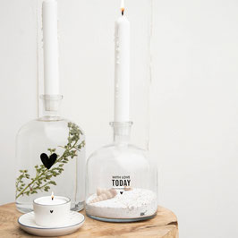 Kerzenglas gross
