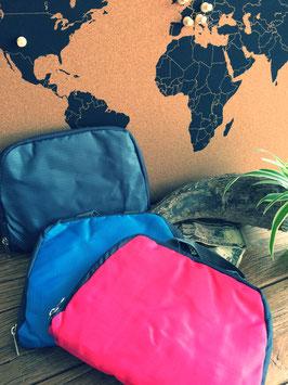 Opvouwbare travel bag- Lichtgewicht rugtas