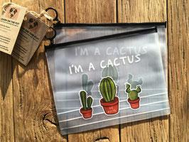 Travel etui vloeistoffen  1L - I'm a cactus