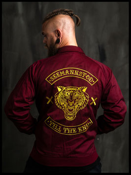 "Harrington-Jacke ""Golden Tiger"""
