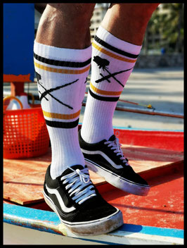 "Socken ""Crossed Crew"""