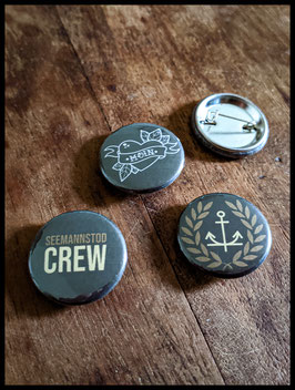 "Buttons-Set ""Seemannstod"""