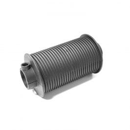 """Seiltrommel Typ 1 - zweischalig - passend für eine 1"""" Welle"""