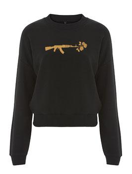 AK - Crop Sweater