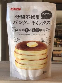 砂糖不使用 グルテンフリーパンケーキミックス200g