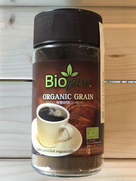 ビオピュールオーガニック穀物コーヒー100g