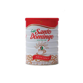 Cafe Molido en Lata SANTO DOMINGO 283 gr