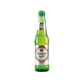 Cerveza Presidente Light Flasche 355ml