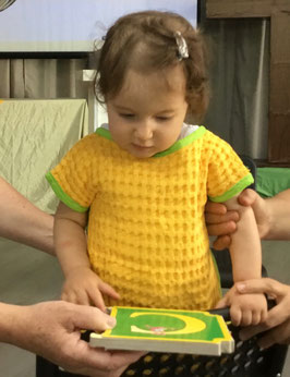 Toddler Smocks