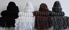 """Blanket"" Scarves and Hats"