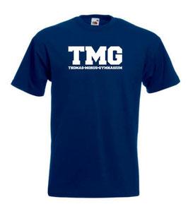 T-Shirt mit TMG-Druck