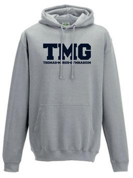 Kapuzen-Sweatshirt mit TMG-Druck