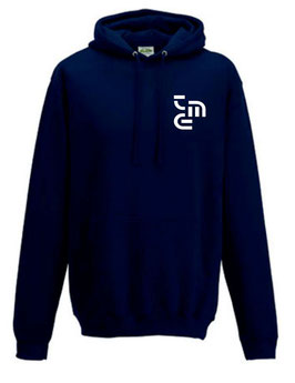 Kapuzen-Sweatshirt mit TMG-Logo-Druck