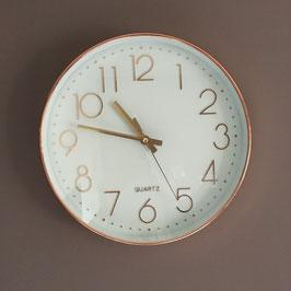 "Horloge Tendance ""cuivre"""