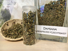 Damiana - Räucherwerk