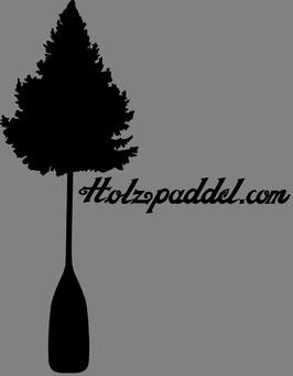Klebefolie Paddel-Baum