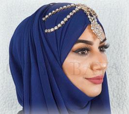 Stirnkette Hijabi