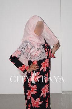 BIG Spitzen Hijab