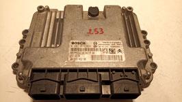 Bosch EDC16C34 0281011633 9658945280 (253)