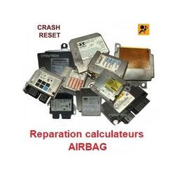 _Réparation / Reset calculateur Airbag toutes marques