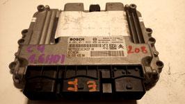 Bosch EDC16C34 0281011863 9655943580 (208)