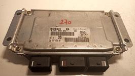 Bosch ME7.4.4 0261206943 9638765680 (270)