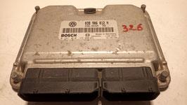 Bosch EDC15VM+ 0281010129 038906012H (326)