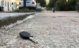 _Perte de vos clés de voiture