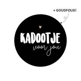 Stickers Kadootje voor jou