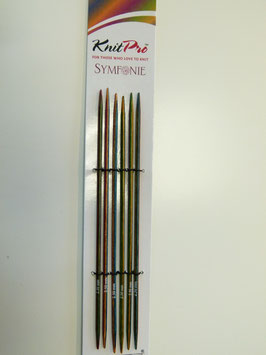 Knit Pro Symfonie Nadelspiel 15 cm