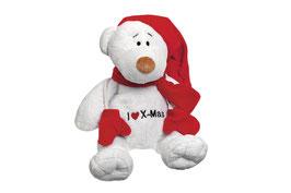 Weihnachts-Love-Bär